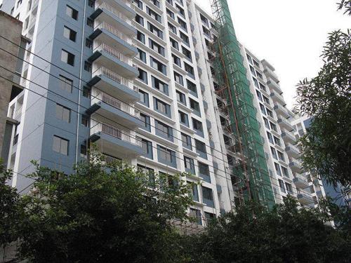 金象绿城二区外景图