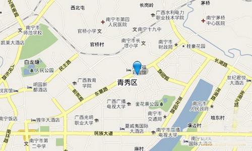 绿城小筑交通图